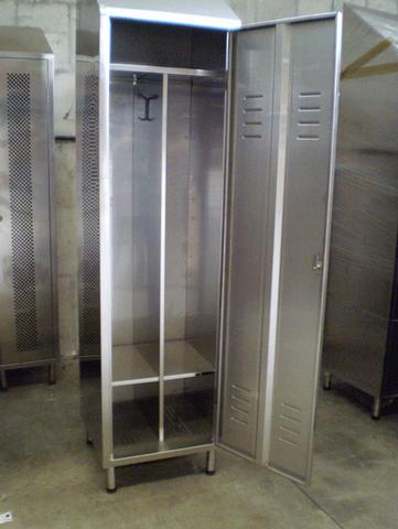 Offerte arredamento in acciaio inox armadietto for Mobili a prezzi convenienti