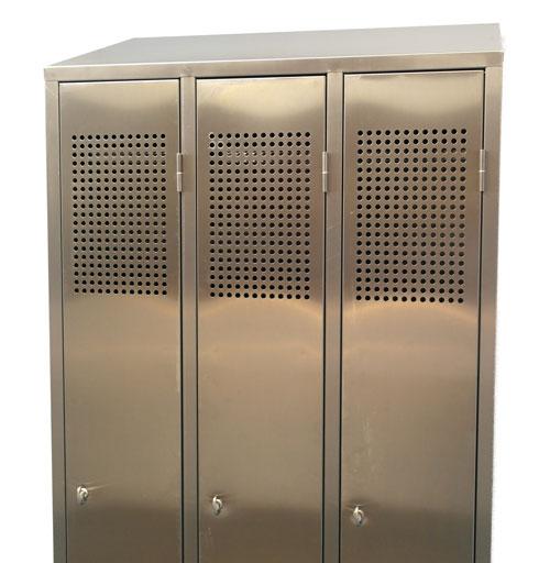Vendita armadio in acciaio inox con offerta speciale in for Arredamento acciaio inox